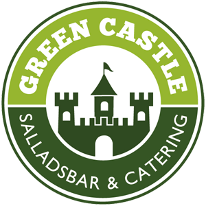 Green castle salladsbar